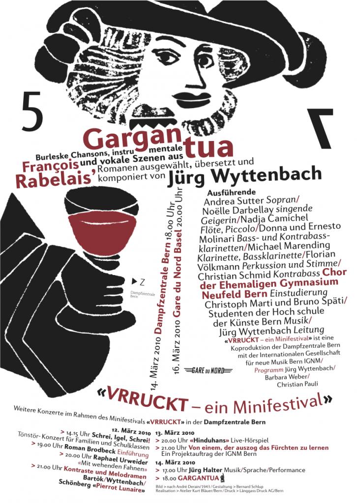 vrruckt Mini-Festival Flyer