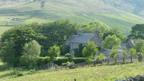 Schottland - Eastside Cottage