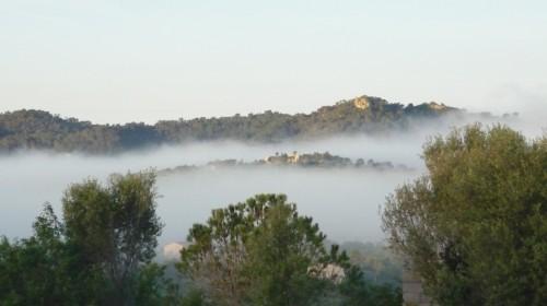 Mallorca - Nebel