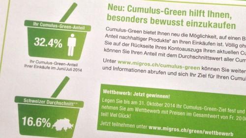 Cumulus Green